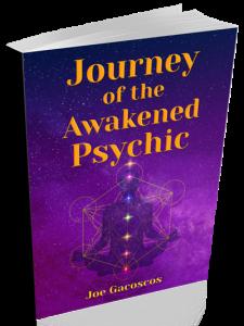 Journey of the Awakened Psychic Book