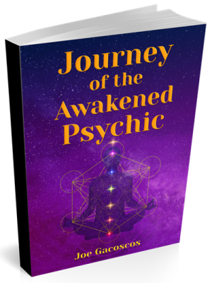 Journey of the Awakened Psychic Development book