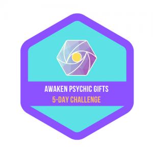 awaken psychic gifts challenge logo
